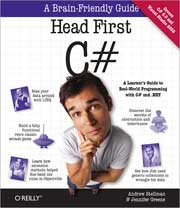 Head First C# Cover